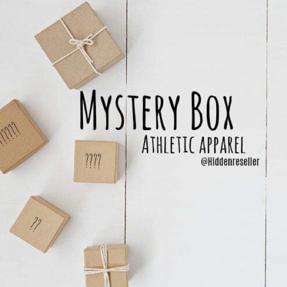 Under Armour Tops - Athletic Mystery Box | 5lbs mystery box